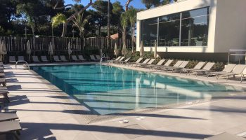 Pavimento para piscinas